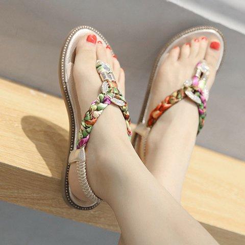 7f077ceb1bee Justfashionnow Women s Sandals Golden Sandals