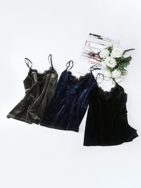 Velvet Daily Solid Tanks & Camis