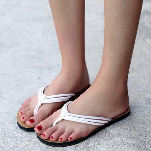 Women Slip-On Flip-flops Beach Slippers