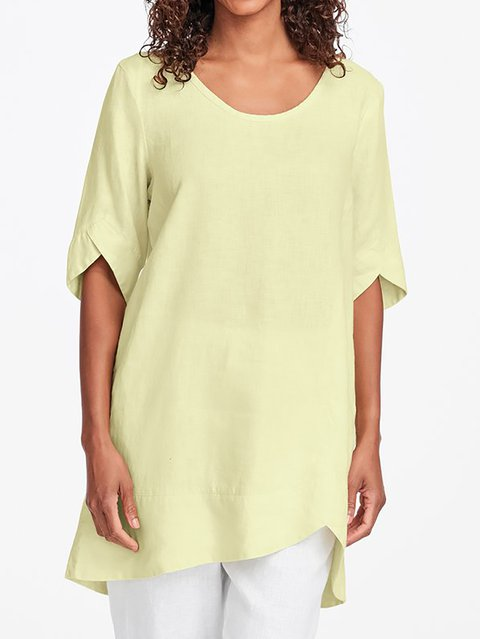 184f53e749c JustFashionNow Short Sleeve 1 White Light Gray Light Yellow Black ...