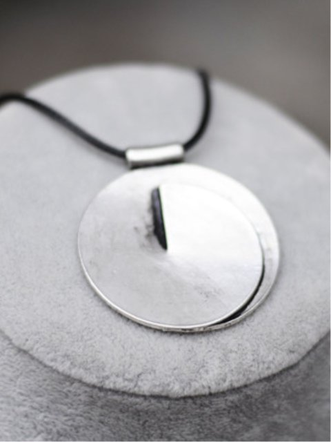 White Alloy Women All Season Necklace