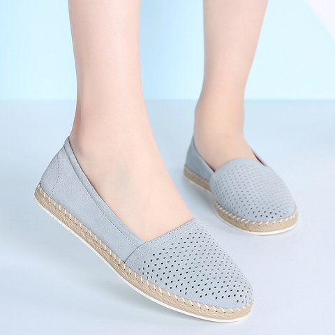 Women Flat Lofers Casual Slip On Shoes