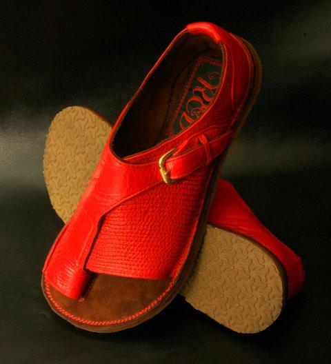 Women Buckle Strap Flat Heel Sandals