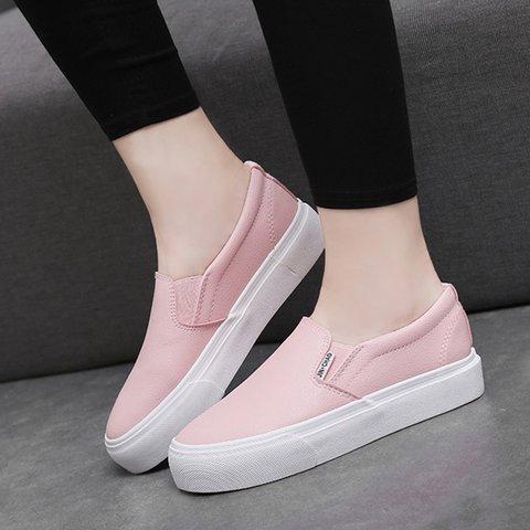 Women's Casual Slip-On Round Toe All Season Loafers