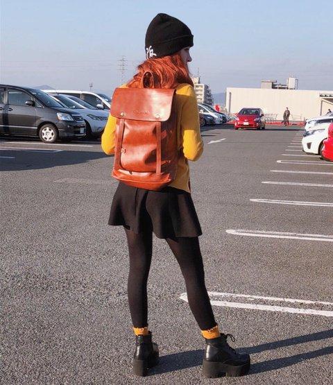 Zipper Casual Backpacks