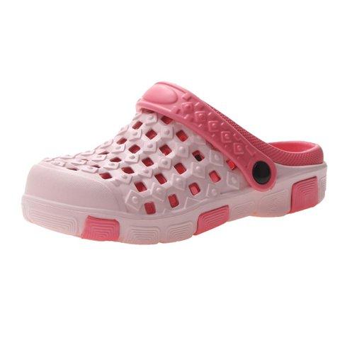 Women Summer Artificial Pu Slippers