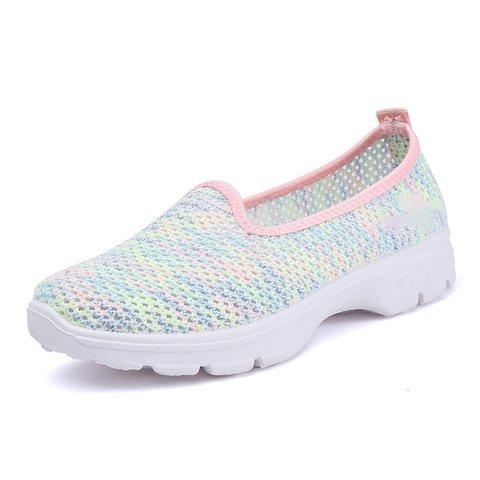 Women Summer Mesh Casual Sneakers