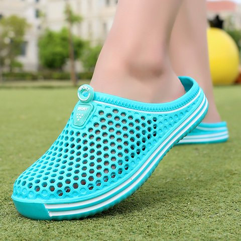 Unisex Slipper Large Size Lovers Slippers Quick Drying Water Sneakers
