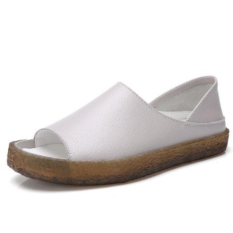 Womens Slip On Sandals No-slip Summer Sandals