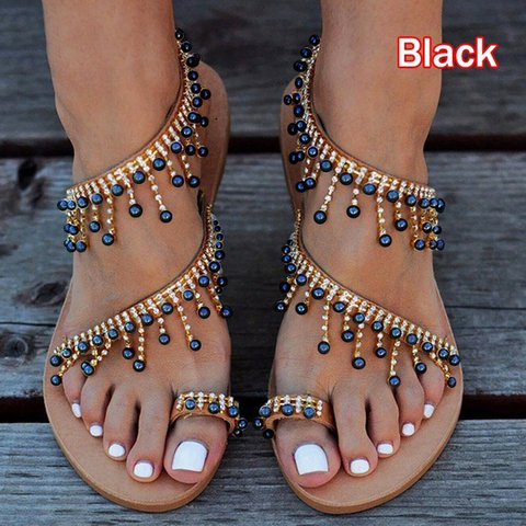 Women Casual Flat Heel Summer Sandals