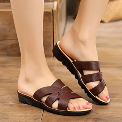 Summer Casual Slippers Women