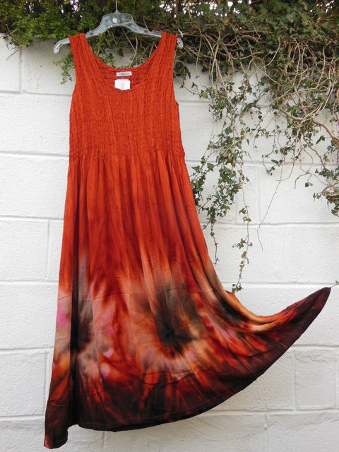 Plus Size Shirred Abstract Sleeveless Women Maxi Dress