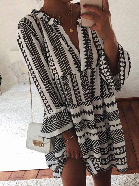 Black Women Dresses Going Out Tribal Dresses