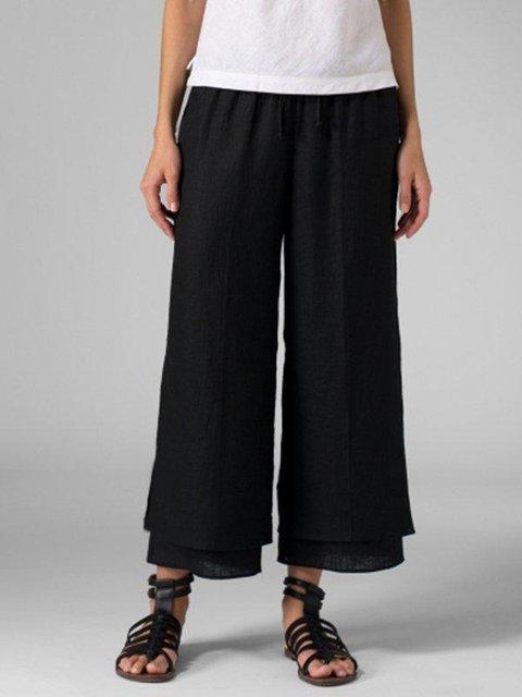 Casual Plus Size Pants