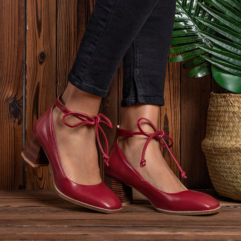 Chunky Heel Spring/fall Other Shoes