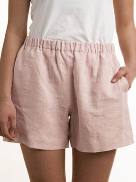 Holiday Paneled Solid Pants