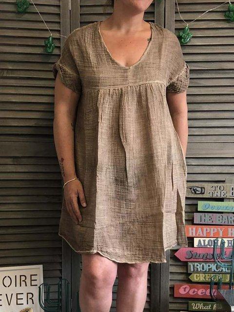 ddaebe74eb Justfashionnow Plus Size Women Dresses Mini Dresses Sundress 1 ...