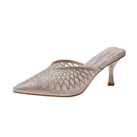 Dress Stiletto Heel Daily Heel Slide Sandals