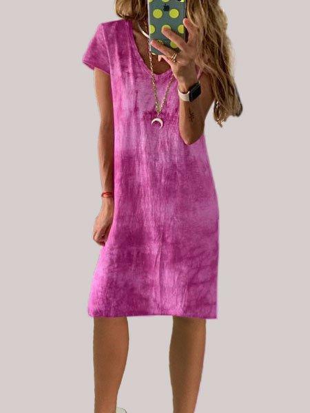 Tie-dye Dress