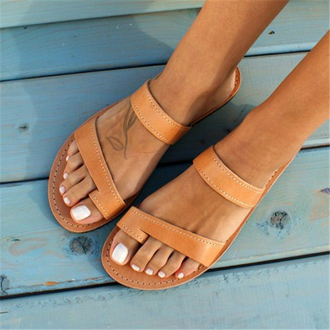 Women Comfy Flip Flops Sandals Shoes