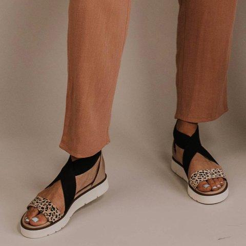 Slip-on Sandals Women's Summer Sandals