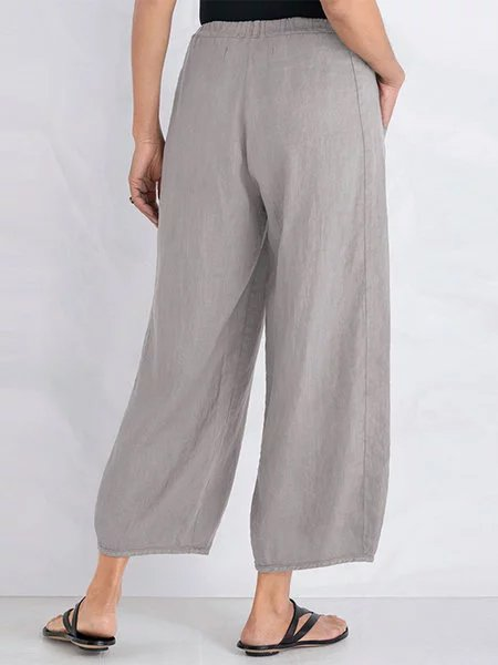 Vintage  Plus Size Pants  for Women