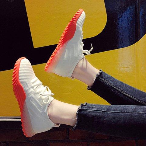 Women Flyknit Casual Sneakers