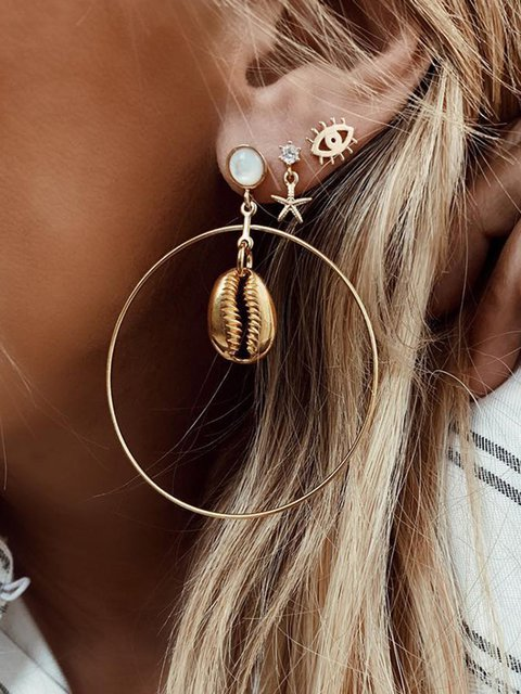 New Style Shell Earrings