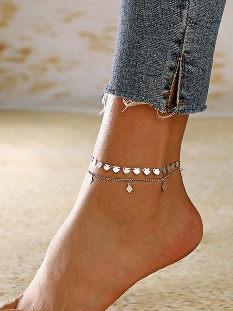 Women's Simple Style Chains
