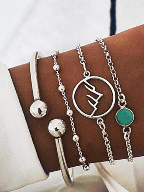 Fashion Personality Multi-layer Bracelets