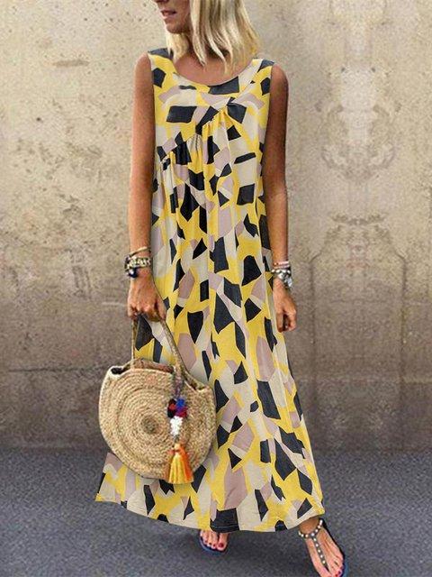 4da168f8d181 Justfashionnow Summer Dresses Sundress Crew Neck Short Sleeve Dresses