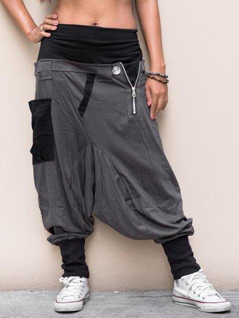Harem Pants Women & Men Cyberpunk Aladdin Pants Harem Pants Boho Pants Street Style