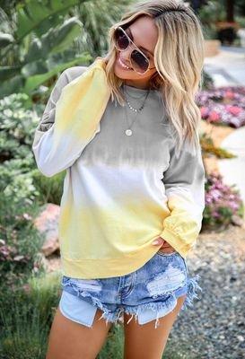 Women Long Sleeve Sweatshirt