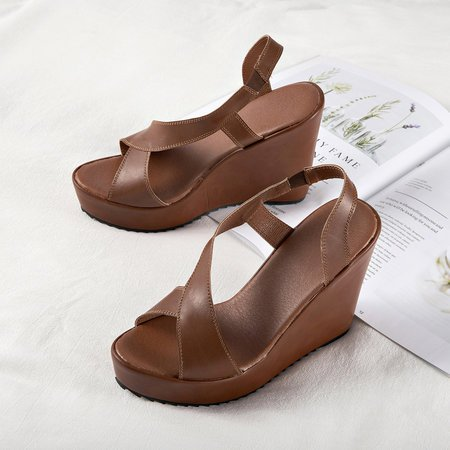 Sandals - Brown Summer Sandals