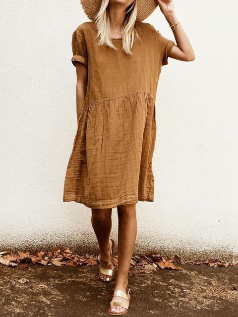 Casual Midi Dresses