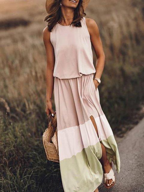 Plus size Cotton Dress