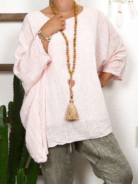 Women Casual Tops Tunic Blouse Shirt