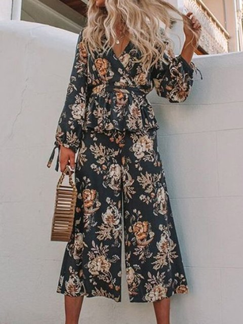 Printed Women Dresses Going Out Boho Floral Dresses