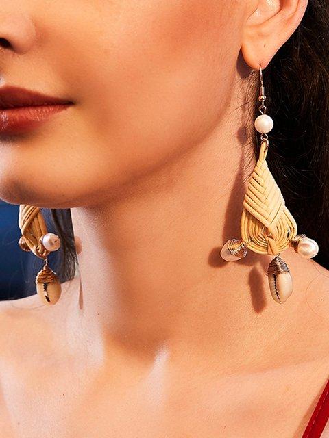 Women Pearl Earrings