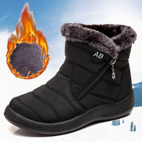 Waterproof Cloth Boots