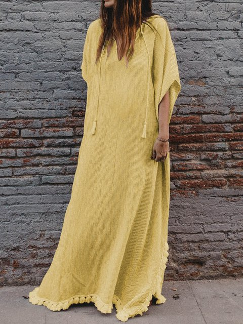 Women Spring Dresses Shift Daily Vintage Dresses