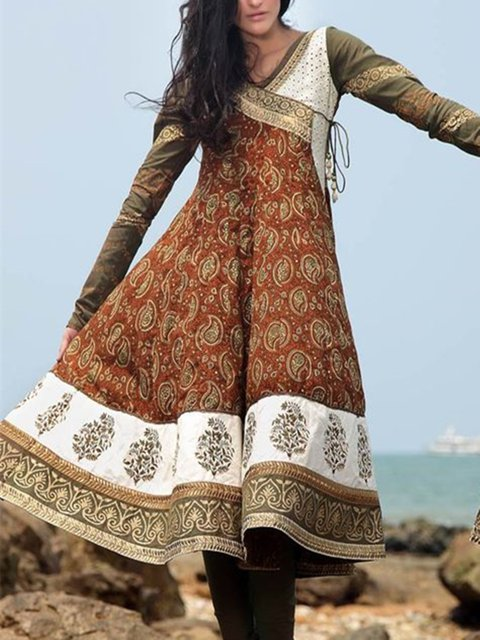 Cotton Casual Dresses