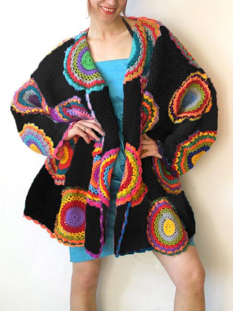 Long Sleeve Polyester Fibre Outerwear