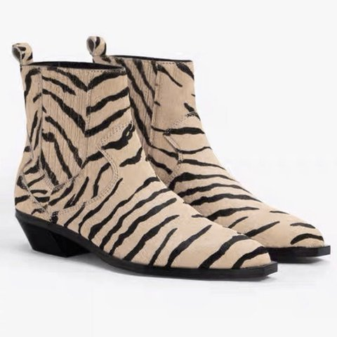 Suede Beach Boots