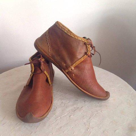 Lightweight Soft Comfort Flat Heel Shoes