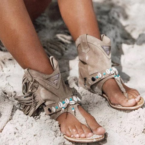 West Holiday Suede Sandals