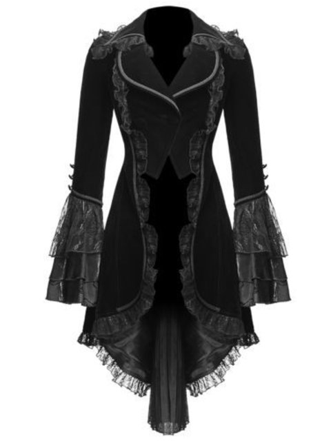 Long Sleeve Halloween Casual Long Sleeve Plus Size Coats
