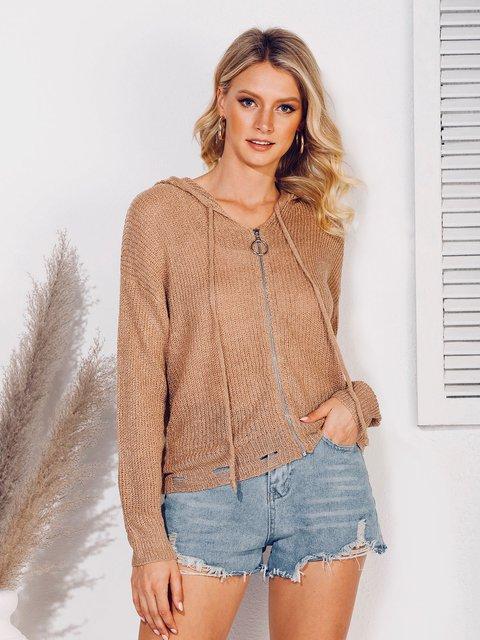 Hoodie Casual Sweater