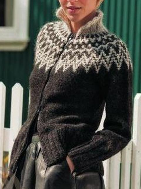 Black Long Sleeve Sweater