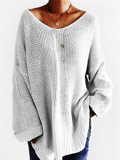 Knitted Holiday Shirts & Tops